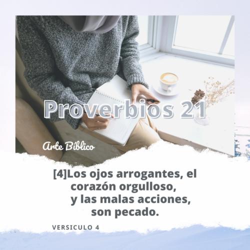 Devocional diario proverbios 21