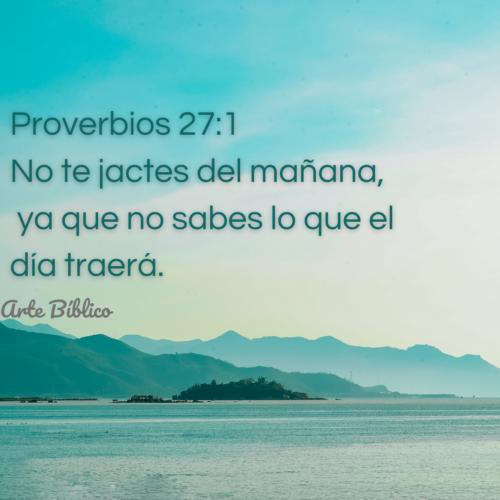 Devocional Diario Proverbio 27