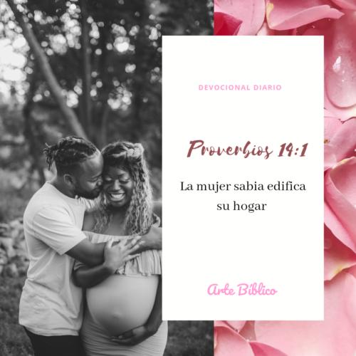 Devocional diario proverbios 14