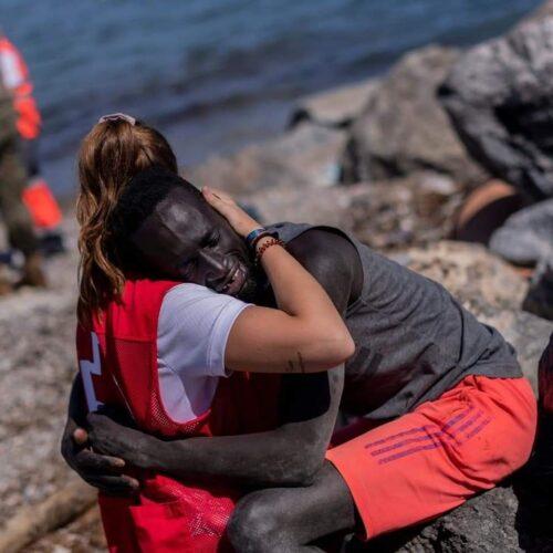 Mas de 8,000 inmigrantes han entrado a España desde sus playas