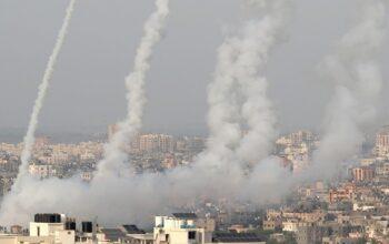 Israel bajo ataque